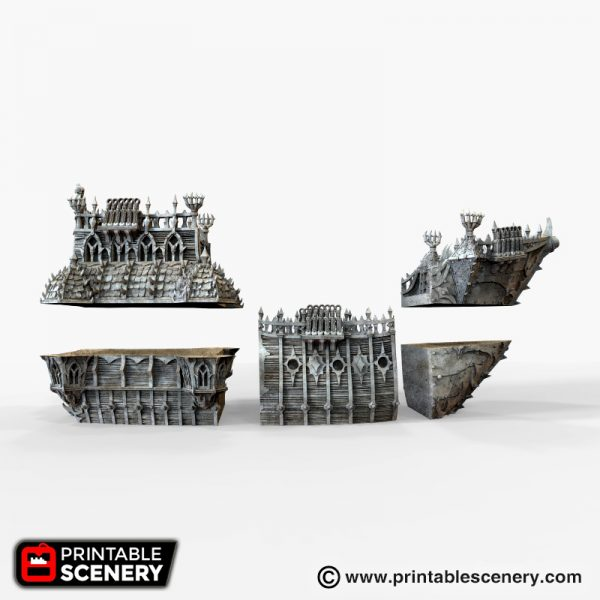 Black ship 3d printable