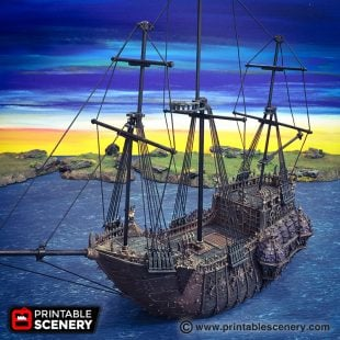 Ships and Boats Archives - Printable Scenery