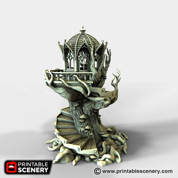 Gloomwood Eyrie 3d printable