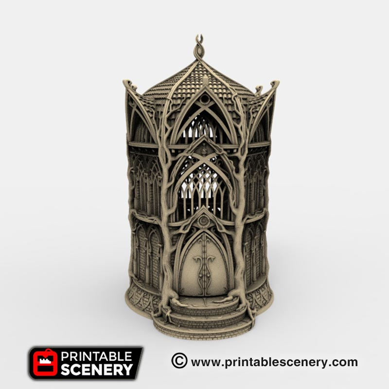 Library of Ithillia - Printable Scenery
