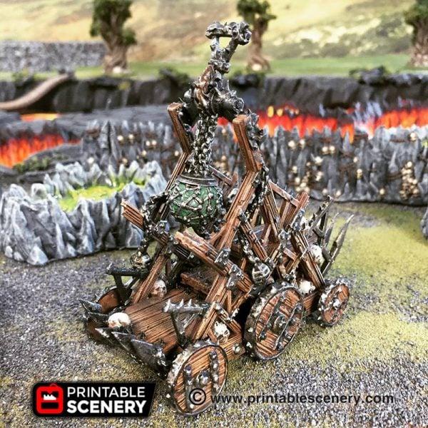 Demons Elves Dwarves Skaven Age of Sigmar Warhammer dungeons dragons pathfinder 3dprint