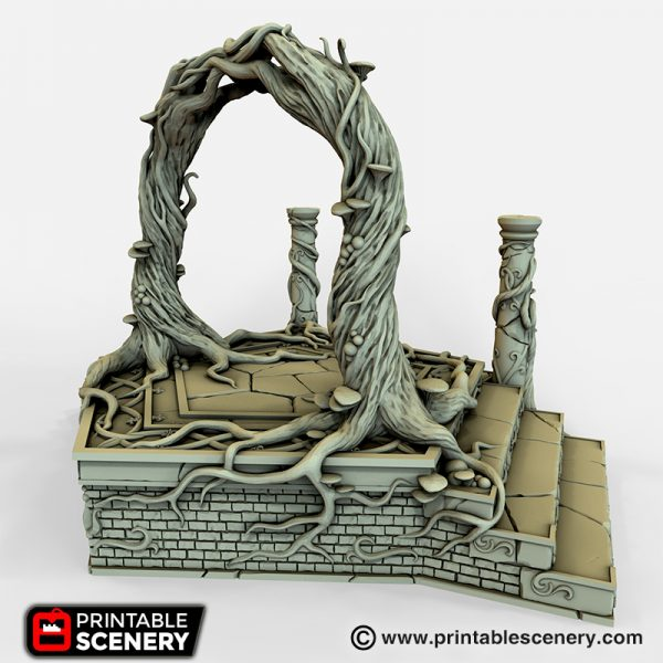 Elven Portal Printable