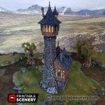 Evil Sorcerer's Tower