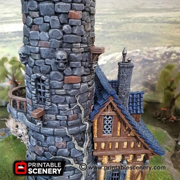 Age of Sigmar Warhammer dungeons dragons pathfinder 3dprint
