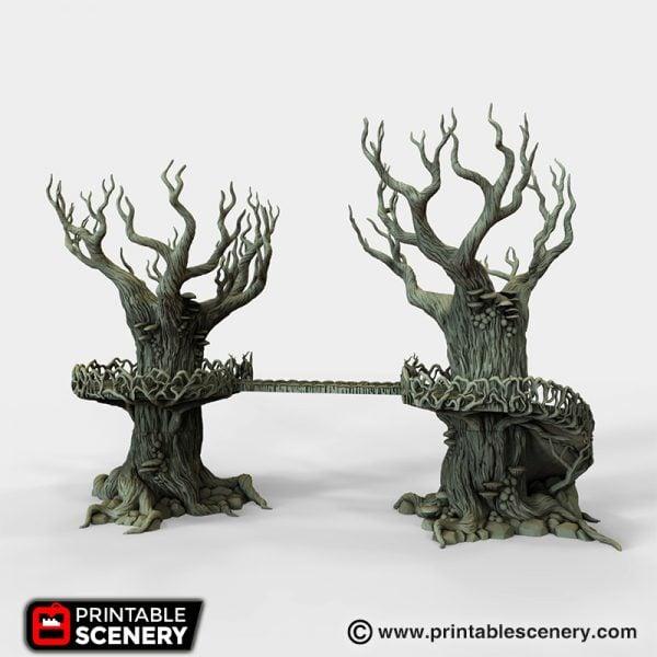 Elven Walkway 3D printable