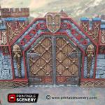 Ironhelm Forge Gate