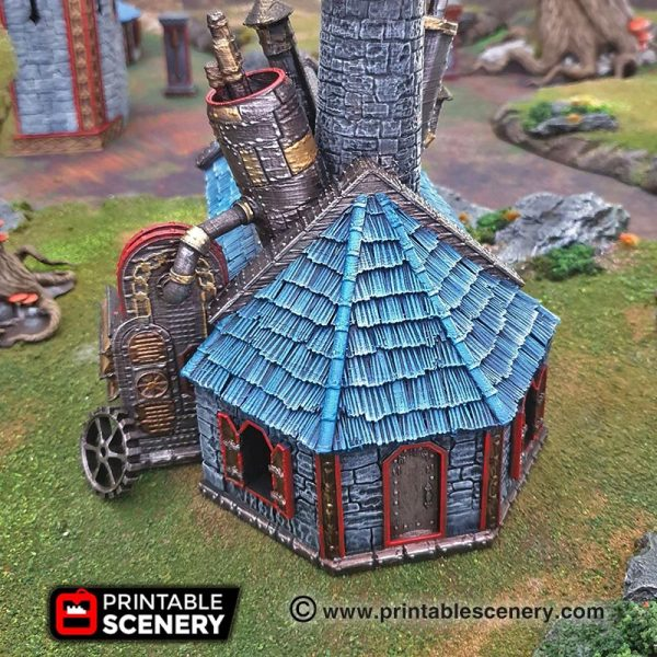 Dwarves Age of Sigmar Warhammer dungeons dragons pathfinder 3dprint