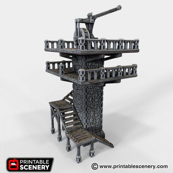 Ironhelm Skydock 3D printable