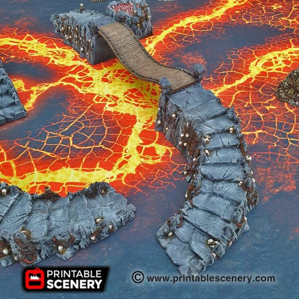 Demon Age of Sigmar Warhammer dungeons dragons pathfinder 3dprint