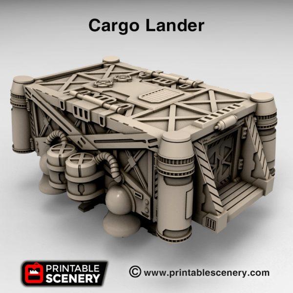 3d print cargo lander sanctuary-17