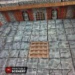 Ironhelm Stone Floor