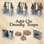 ADD-ON Deadly Traps