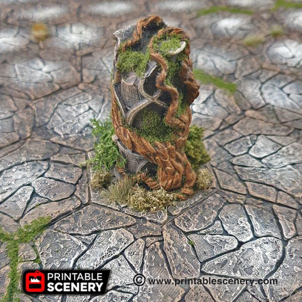 Rampage Dungeons and Dragons RPG 3Dprinted Hex tiles shadespire nightvault warhammer