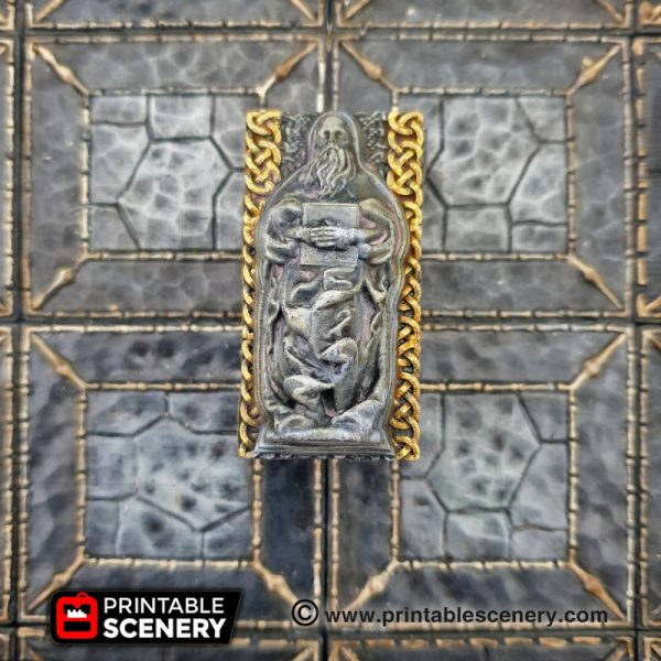 Rampage Dungeons and Dragons RPG 3Dprinted Crypts