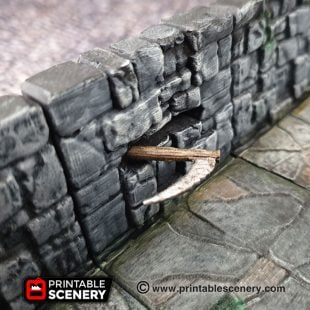 Dungeons and Dragons RPG 3Dprinted