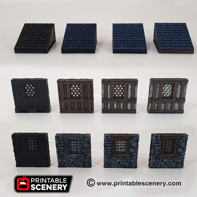 Clorehaven 3dPrinted painting guide