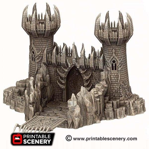 3D Printed Hellgate