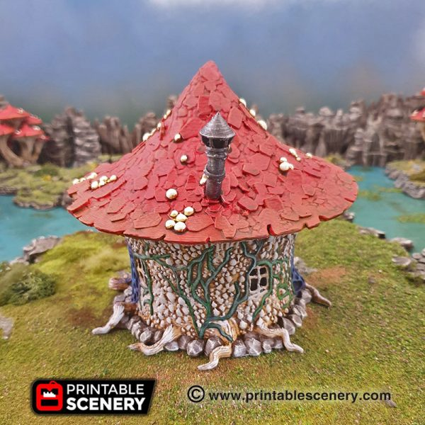 Goblin Grotto Cavern Freeform Dungeons and Dragons RPG 3Dprinted