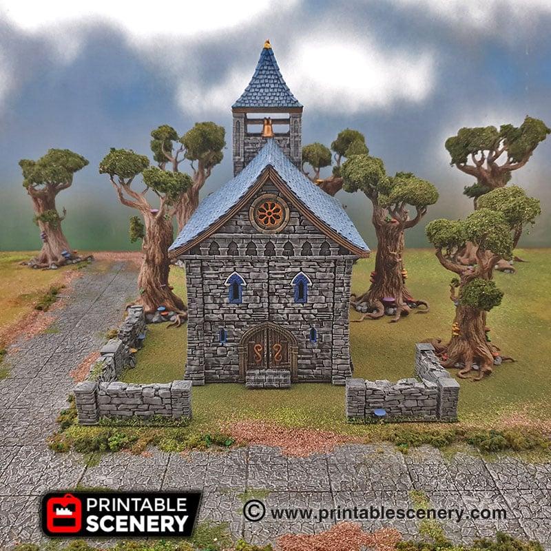 Clorehaven Chapel Expansion