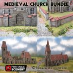 Medieval Church Bundle
