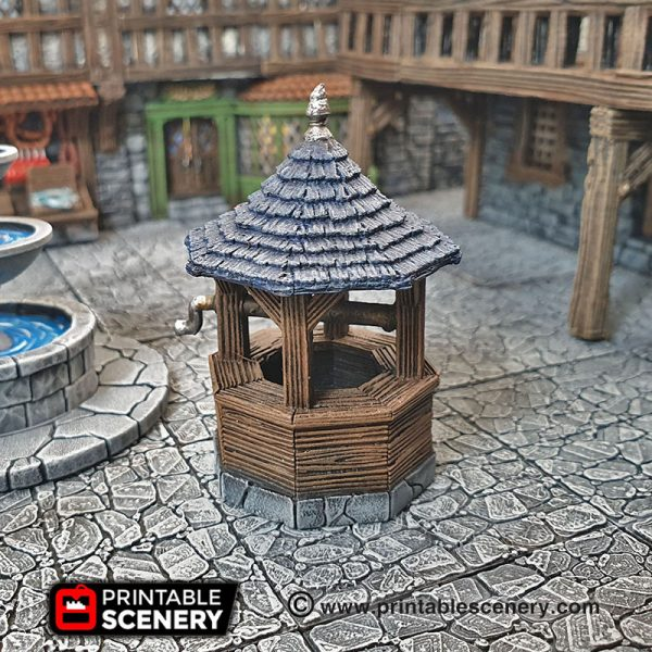 3d Printed Dungeons And Dragons Townsquare