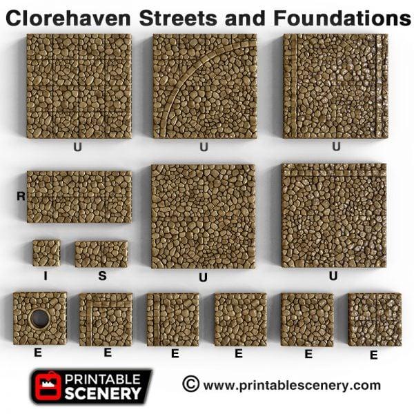 OpenLOCK Streets Cobblestone