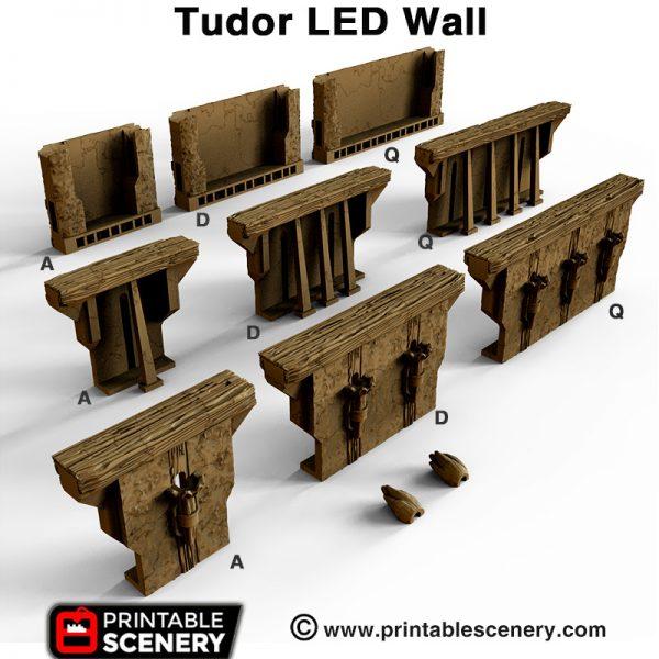 OpenLOCK Tudor LED Walls