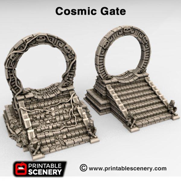 3d print cosmic gate