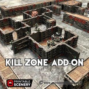 3d print Kill Zone