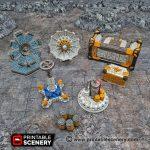 Operations Base Equipment