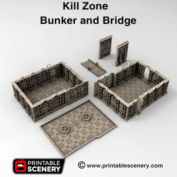 3d print Kill Zone Kill Team