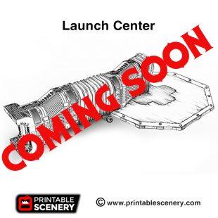 3d print Launch Center