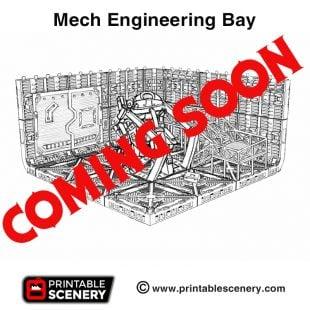 3d print Mech Engineering Bay
