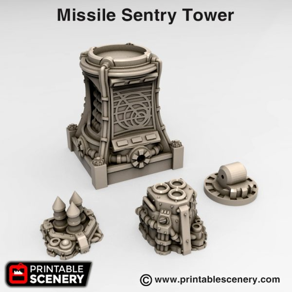 3d Print Sithic Outpost