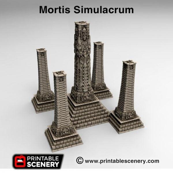 3d print Mortis Simulacrum