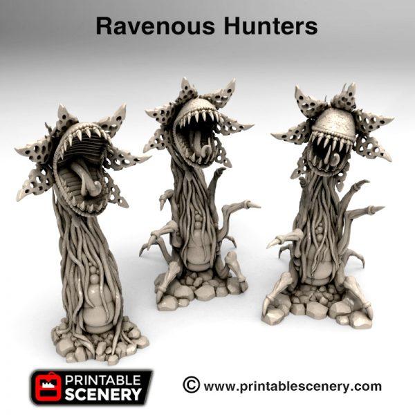 3d print Ravenous Hunters