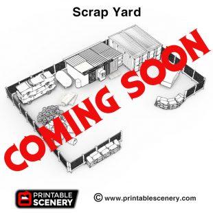 3d print Scrap Yard