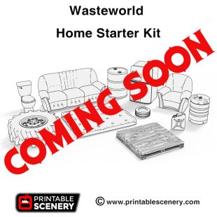 Wasteworld Home Starter Kit