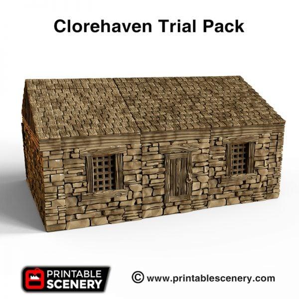 3d print clorehaven trial pack