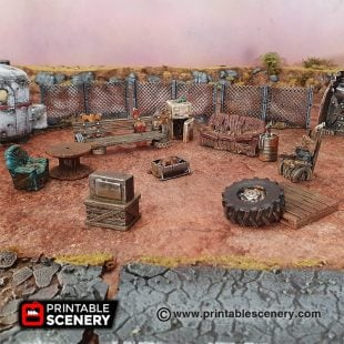 Wasteworld Home Starter Kit Gaslands fallout wasteland warfare Wasteworld