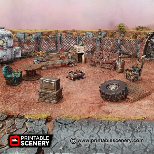 Wasteworld Home Starter Kit Gaslands fallout wasteland warfare Wasteworld