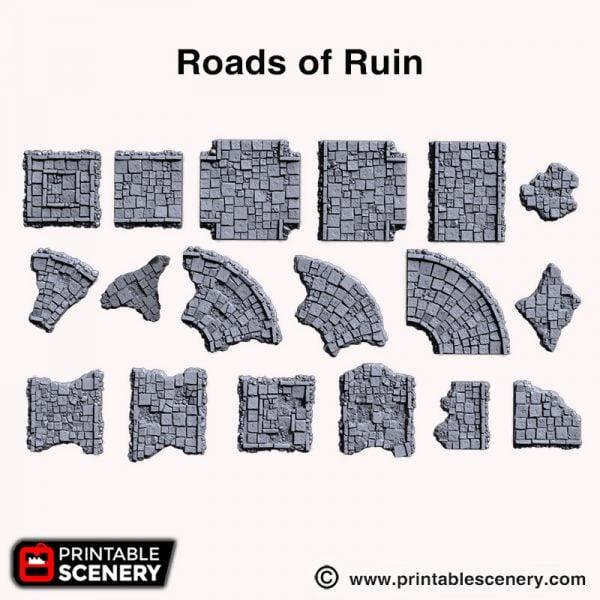 Shadowfey 3d print roads of ruin