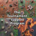 The Tournament Support program.