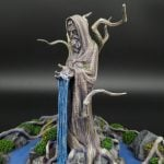 Painting Shadowfey: Aged Wood