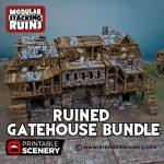 Shadowfey Ruins: Ruined Gatehouse Bundle