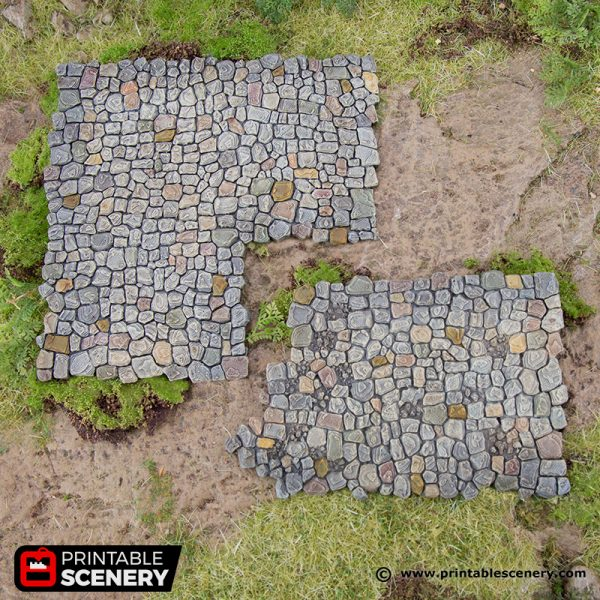 3D Printed Hagglethorn Hollow Pathways Age of Sigmar Dnd Dungeons and Dragons frostgrave mordheim tabletop games kings of war warhammer 9th age pathfinder rangers of shadowdeep